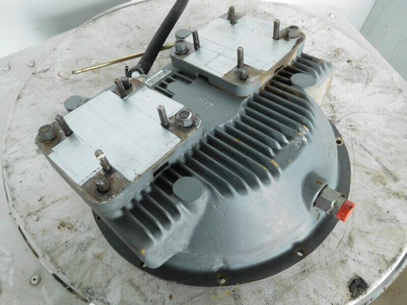 Pump Distributor Gearbox